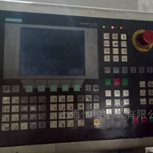 西门子数控系统NCK报警21612故障修好可试