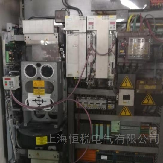 西门子6SE70变频器开机就报F023诚信修复