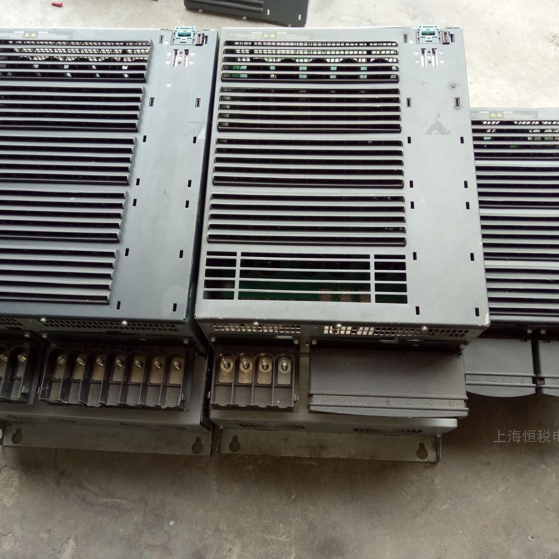 西门子G120变频器F7801过流跳闸专业修复