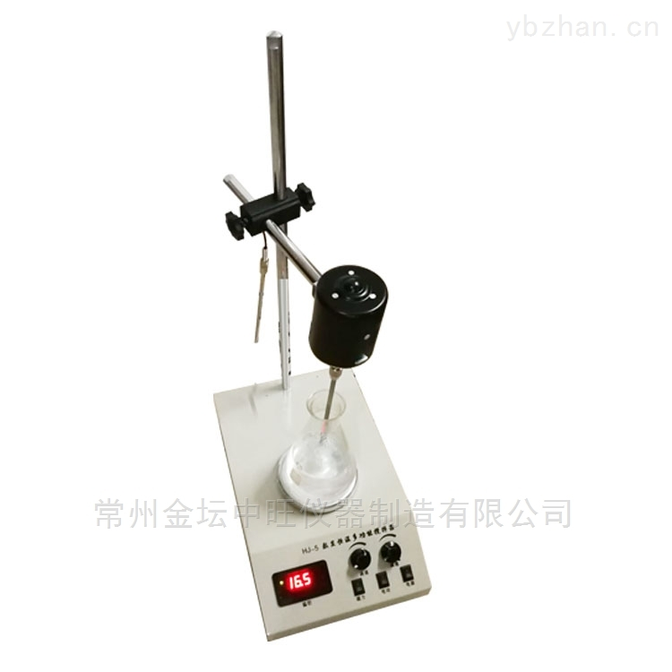 恒温多功能搅拌器应用