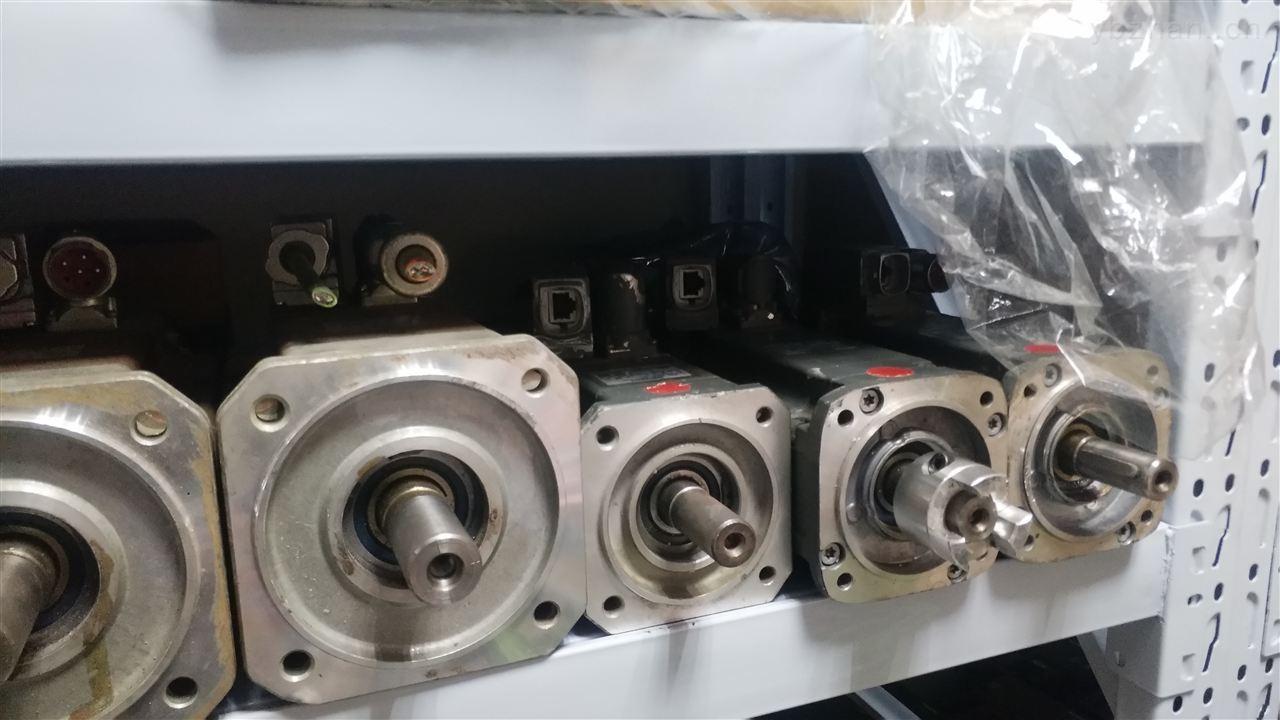 杭州西门子810D系统切割机主轴电机维修公司-当天检测提供维修