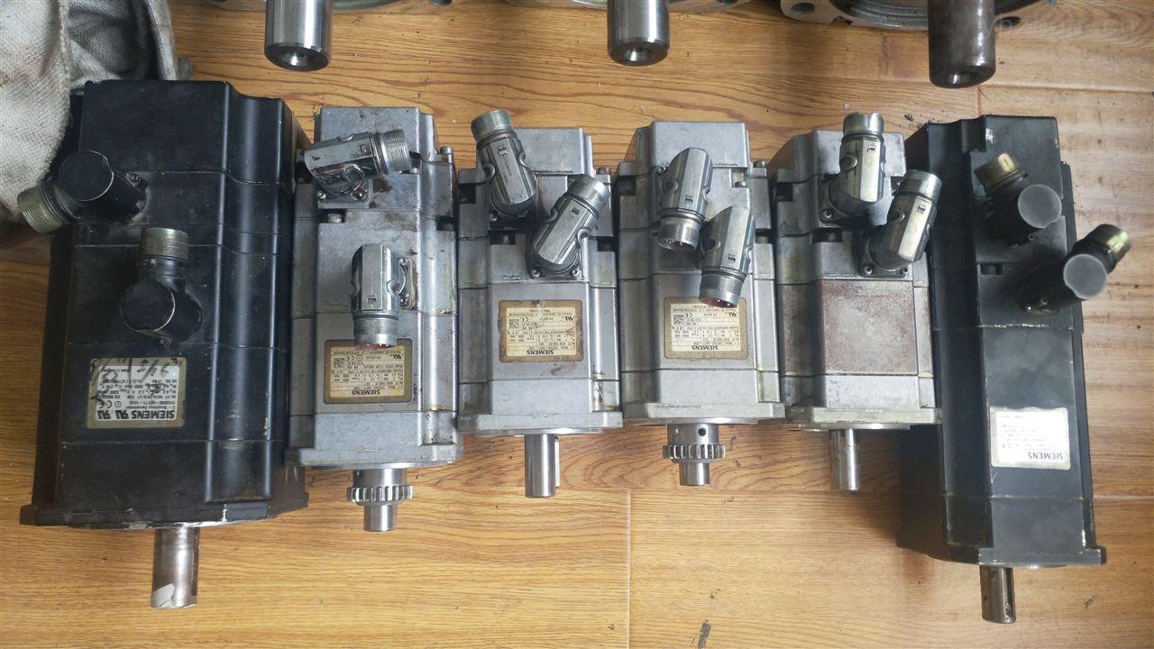 镇江西门子840D系统机床主轴电机更换轴承-当天检测提供维修