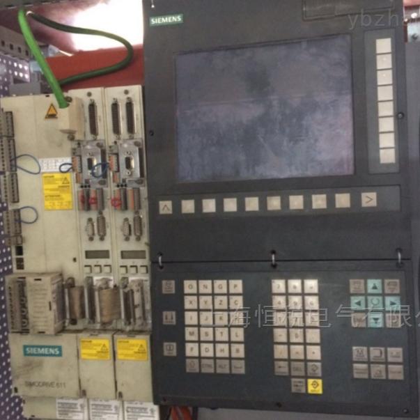 西门子数控系统报警25000故障修实力公司
