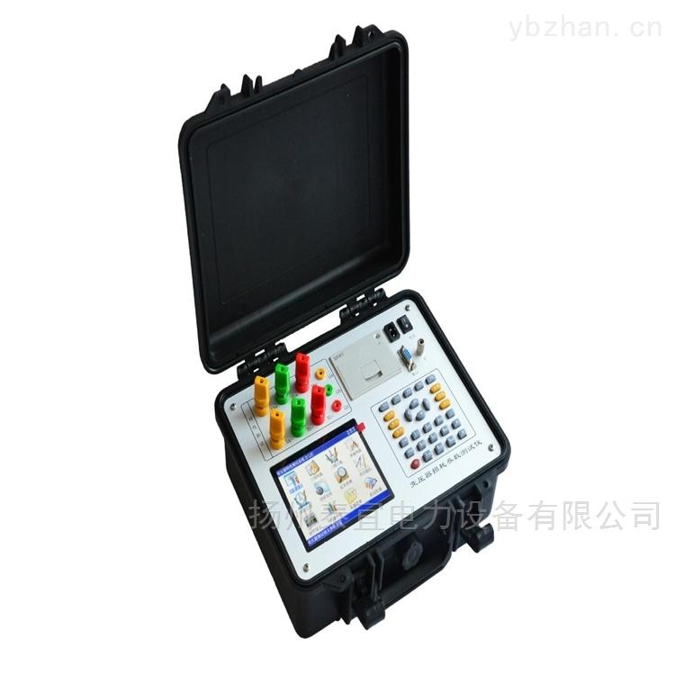 江蘇承試五級變壓器電參數空載負載測試儀