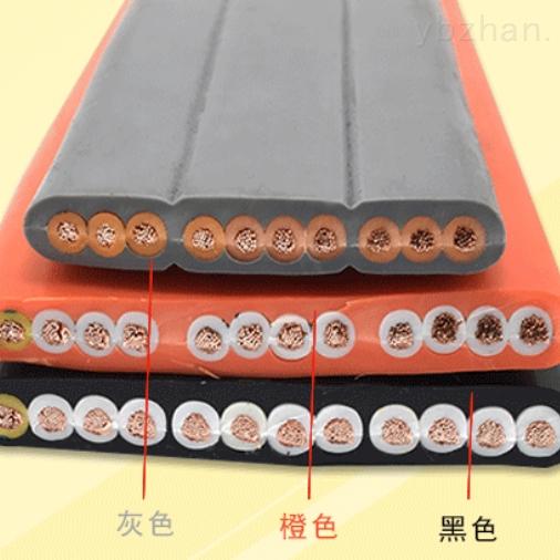 扁平软电缆YFFB-FJL-14*2.5