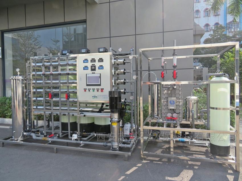 ZXR-07-双级反渗透+EDI超纯水设备-志享瑞环保