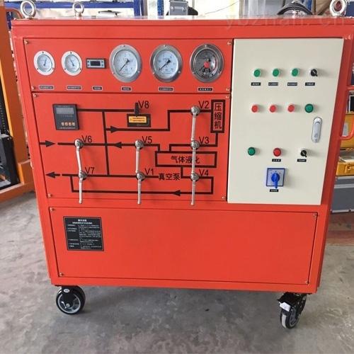 品质保证sf6气体抽真空充气装置