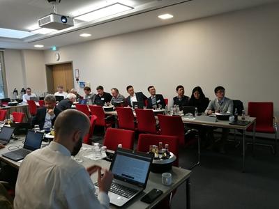 ISO/TC108第36届年会在德国柏林召开