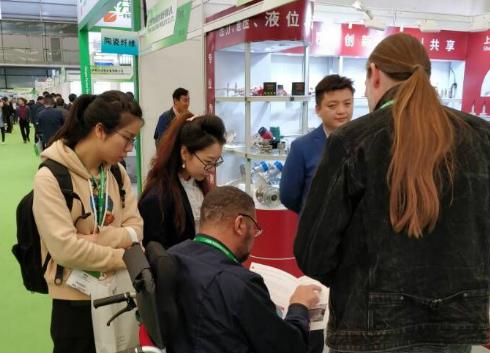 專注傳感測控二十年 上海朝暉不忘初心共贏新時代