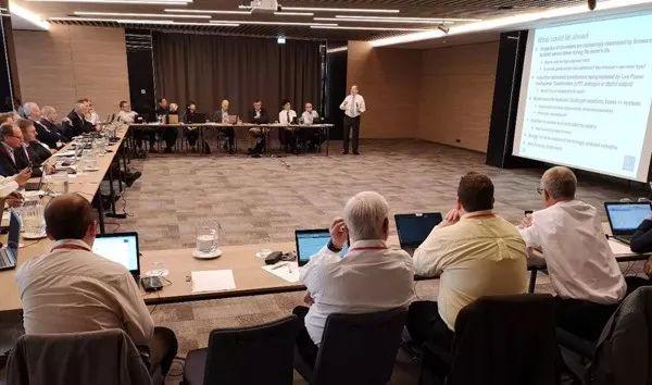 國際電工電能測量和控制技術委員會全體成員國會議召開