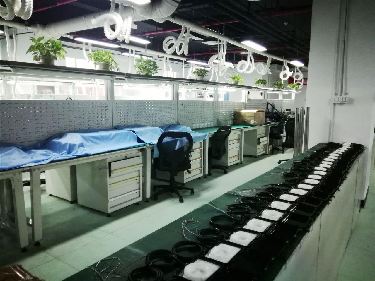 北京航天易聯激光氣體傳感器生產基地投產