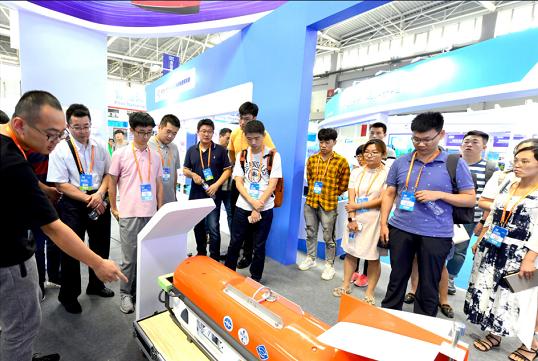 2019年海科展撑起海洋科技产业远航的船帆