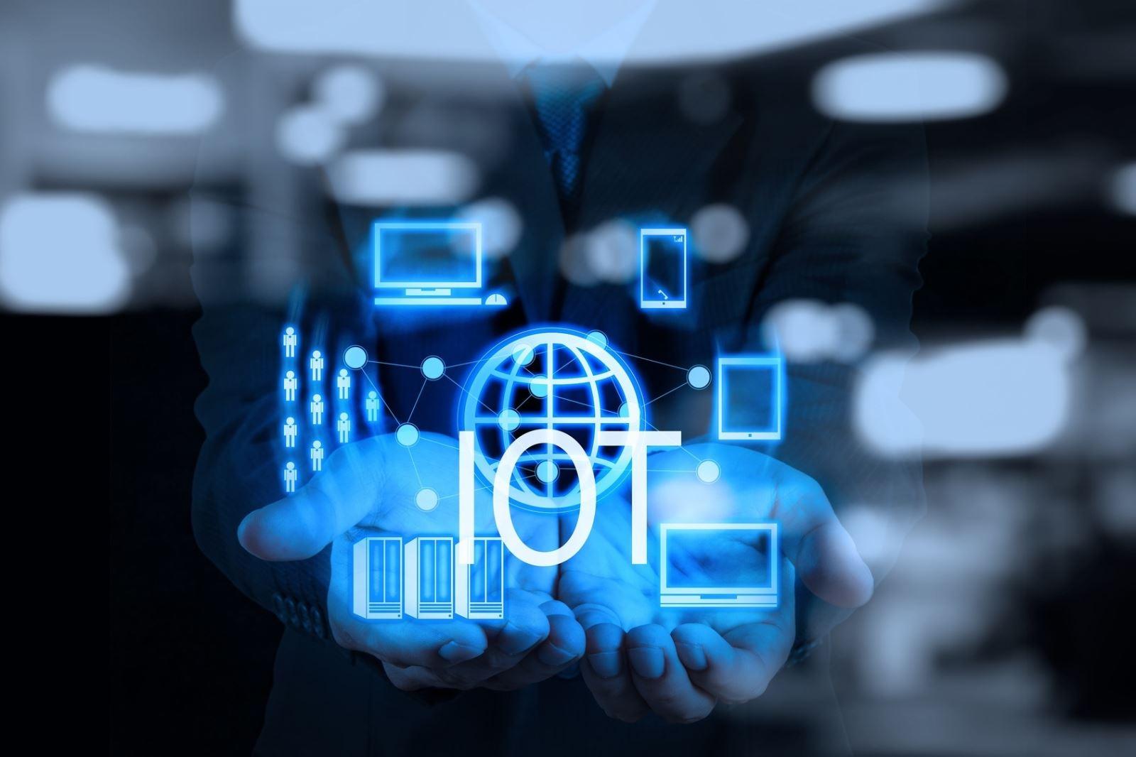 2019-24年全球物聯網連接市場年復合增長率達18.7%