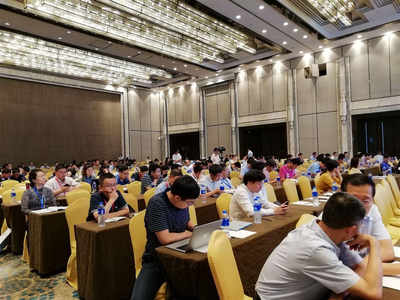 2019年第六屆中國分析儀器學術年會在滬順利召開