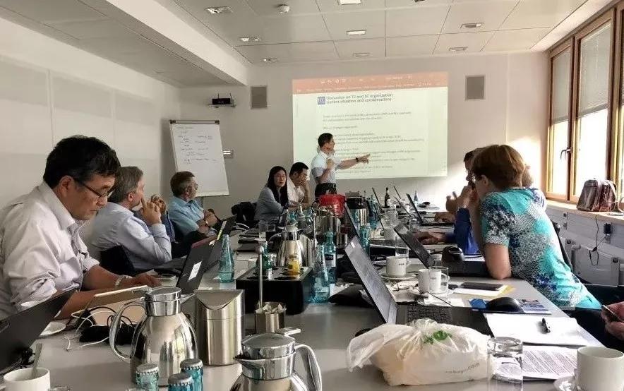 工業測控和自動化顧問組會議在德國法蘭克福召開