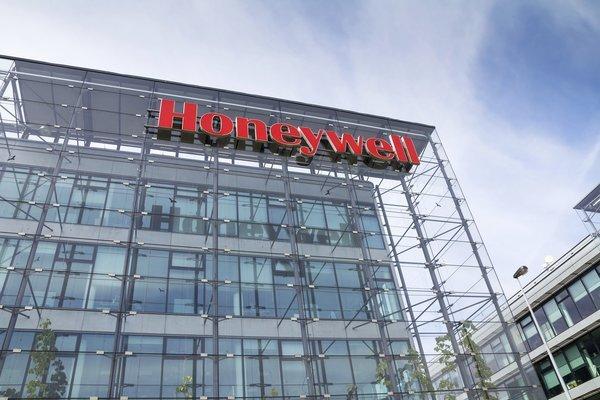 霍尼韋爾第三季度營運利潤率增長370個基點