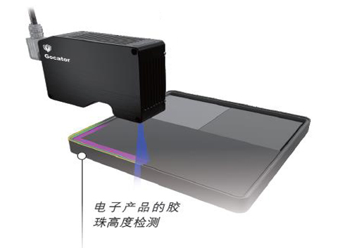 LMI Technologies 3D智能傳感器完成膠路檢測
