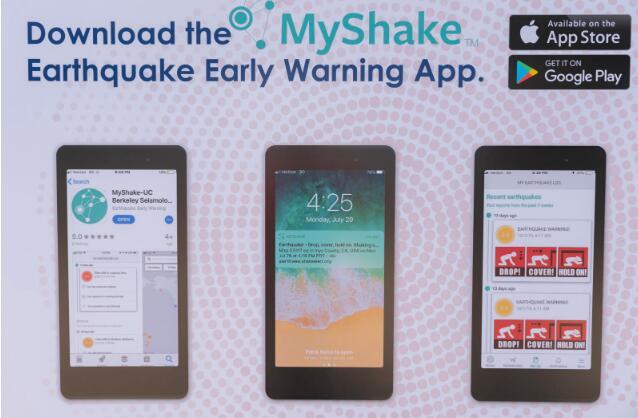 美國推出首個基于傳感器監測的全州性地震預警系統