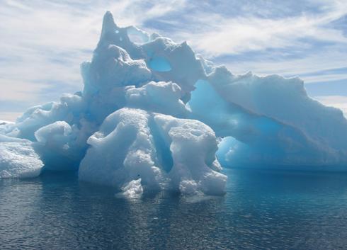 南極冰架加速融化 儀器幫助我們看到更多