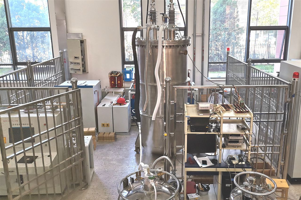40kV/2kA超導直流限流器樣機研制成功