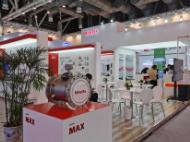 第十四届中国城镇水展隆重举办 众多新产品亮相(三)