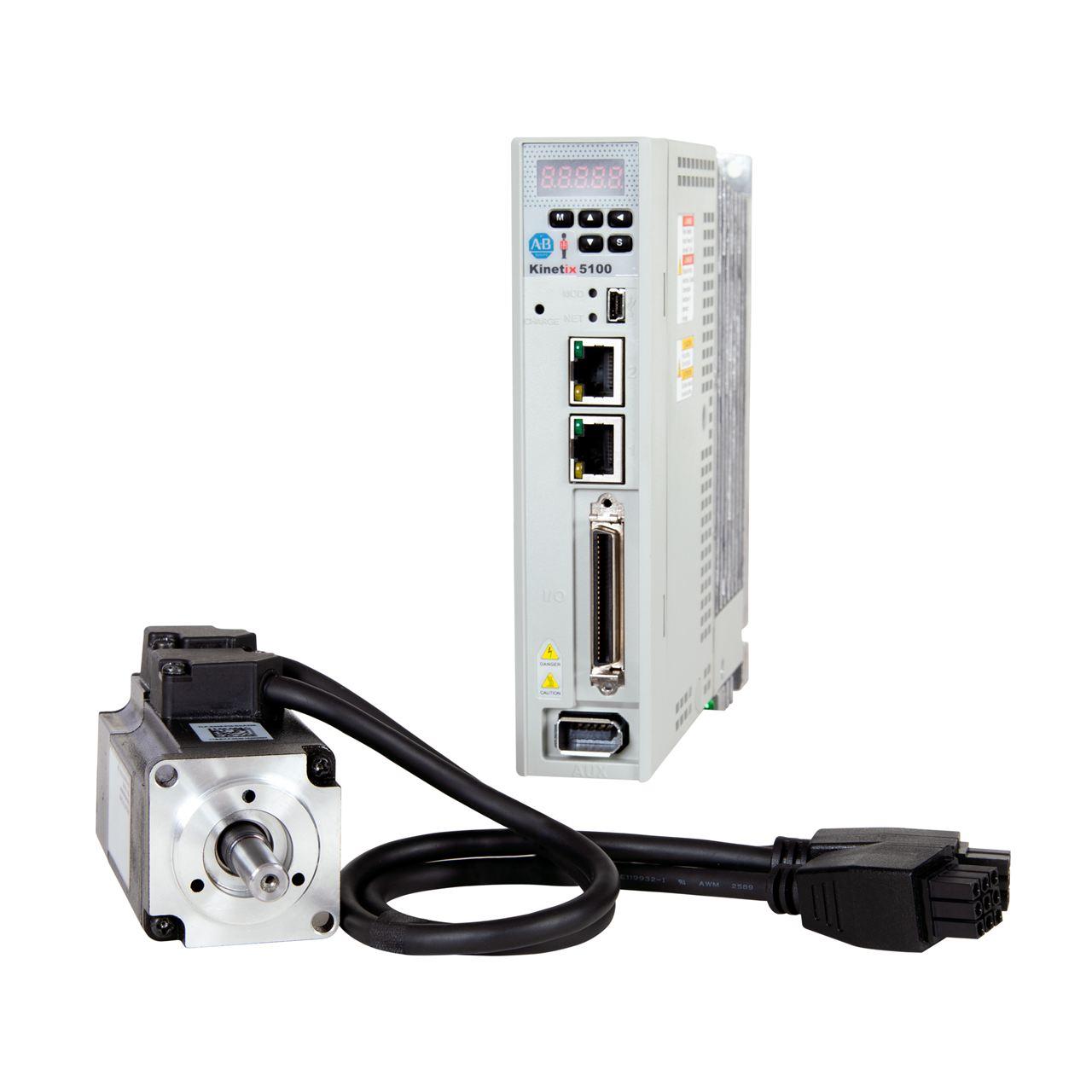 罗克韦尔自动化全新伺服系统助力企业节省开支