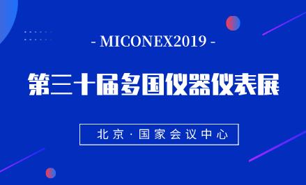 2019第30届多国仪器仪表展