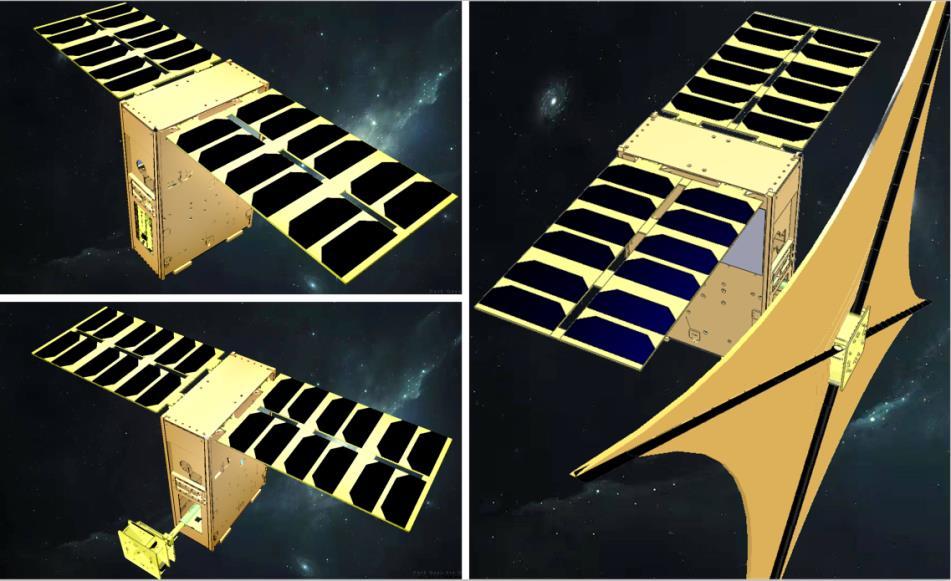 太陽帆關鍵技術試驗成功 人類星際旅行有希望