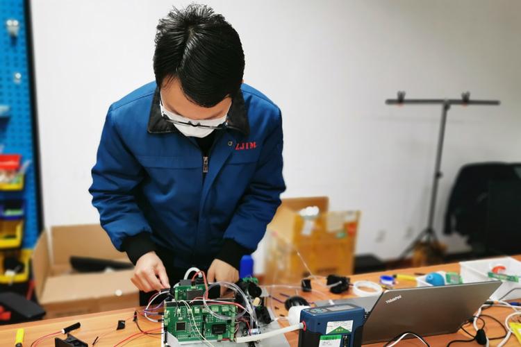 浙江省计量科学研究院研发口罩检测设备 打破进口依赖