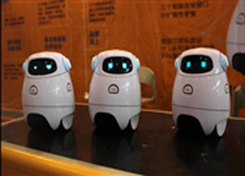 """5G時代下 移動機器人如何出其""""智""""勝"""
