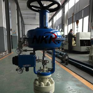 給水泵最小流量調節閥技術維修改造解決方案