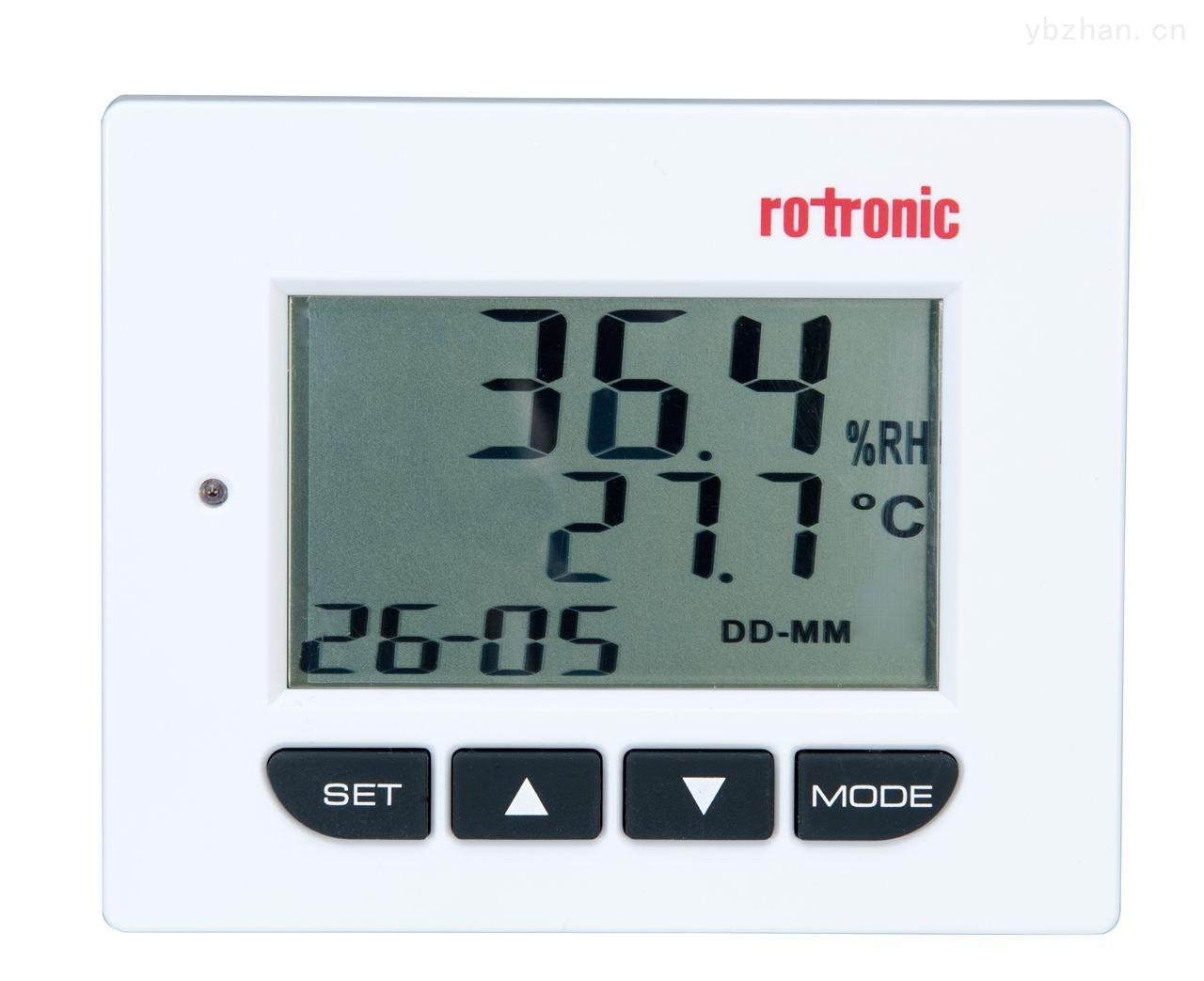 機櫃數顯智能溫濕度記錄儀