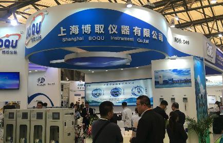 上海博取精彩亮相第20届中国环博会