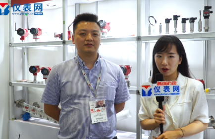 專訪上海朝暉壓力儀器有限公司環?;な聵I部負責人蔣作坤