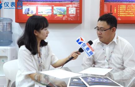 专访天津迅尔仪表事业部总经理助理马宏泽