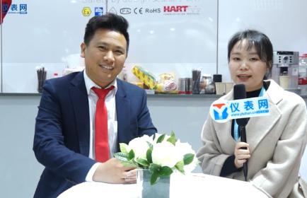 专访上海立格仪表有限公司销售总监夏飞翔