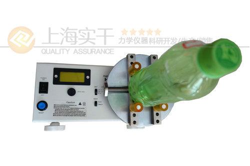 果汁饮料瓶盖扭矩测试仪