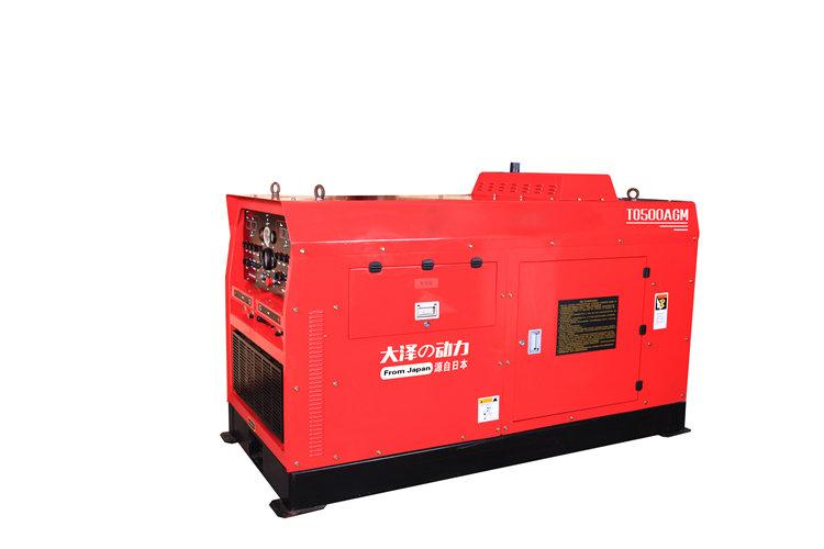 500A发电电焊机