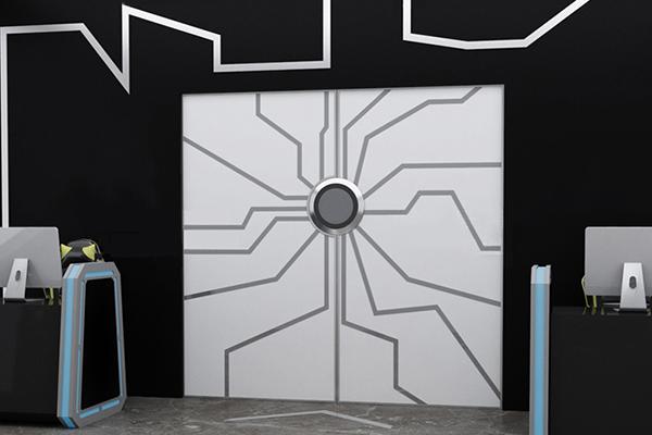 电动科技门