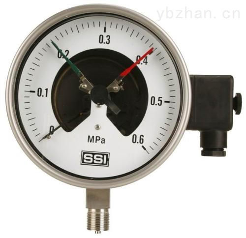100mpa电接点压力表