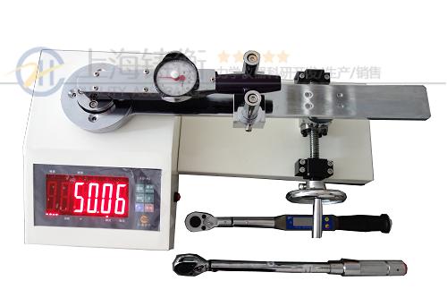 扳手扭矩檢測設備圖片