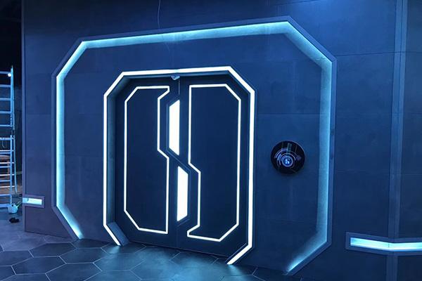 网红门设计