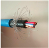矿用通信电缆MHYBV 7X2X7/0.52